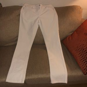 Like new White House black market courderoy pants